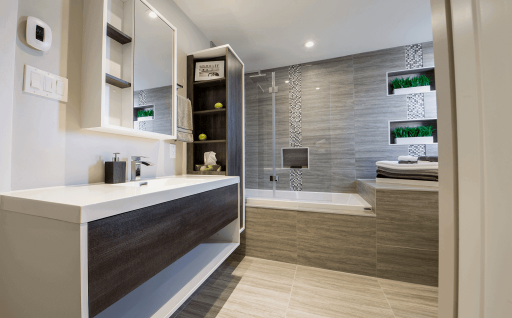 Rénovation salle de bain sur Paris 5